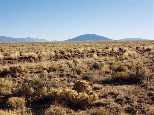 5 Acres Ready For Anything : San Luis : Costilla County : Colorado