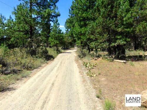 Great Location Bordering Blm Land : Bonanza : Klamath County : Oregon