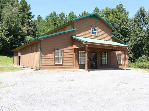 Office/Warehouse or Home Based : Steele : Saint Clair County : Alabama
