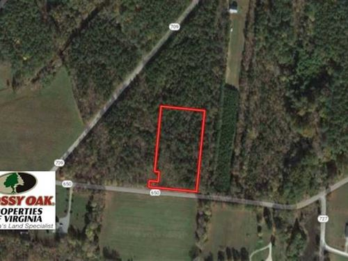2.67 Acres of Residential Land : Cardinal : Mathews County : Virginia