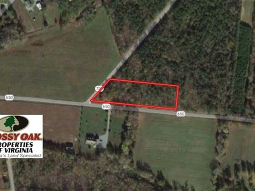 1.92 Acres of Residential Land : Cardinal : Mathews County : Virginia