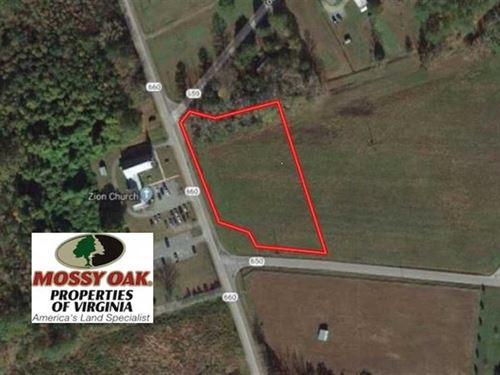 1.89 Acres of Residential Land : Cardinal : Mathews County : Virginia