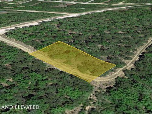 Treed Land Near Lake, 0.21 Acres : Diamond : Boone County : Arkansas