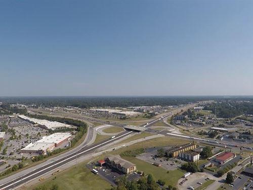High Traffic Volume Interstate Land : Jackson : Madison County : Tennessee