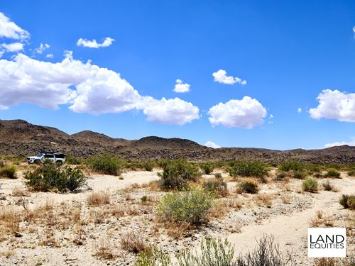 Quiet Secluded Location $149 /Mo : Joshua Tree : San Bernardino County : California