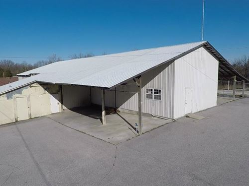 Commercial Opportunity : Trezevant : Carroll County : Tennessee