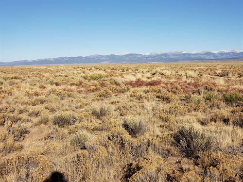 You Could Go Alien Hunting Here : San Luis : Costilla County : Colorado