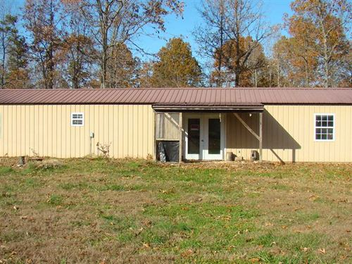 3 Bedroom 1 Bath Home Close to Jac : Mountain View : Howell County : Missouri
