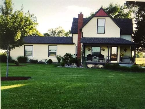 Home For Sale in Chanute, KS : Buffalo : Wilson County : Kansas