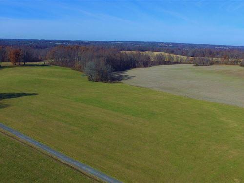 Ky, Farm-Frontage 2 Roads-Utilities : Liberty : Casey County : Kentucky