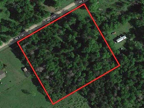 2.5 Acres in Navarro County, TX : Kerens : Navarro County : Texas