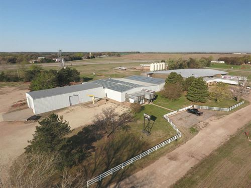 Commercial Manufacturing Investment : Haven : Reno County : Kansas