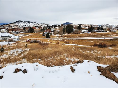 Land Cripple Creek Railroad : Divide : Teller County : Colorado