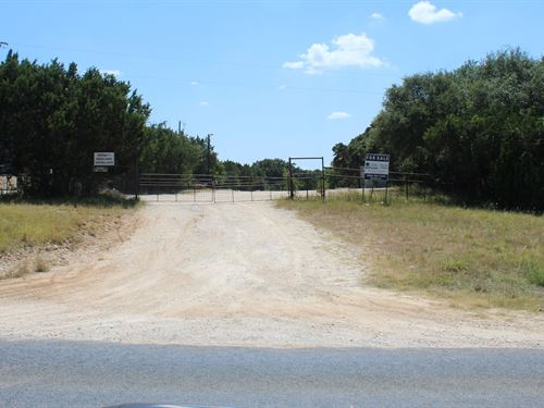 Boerne Commercial Storage Rental : Boerne : Kendall County : Texas