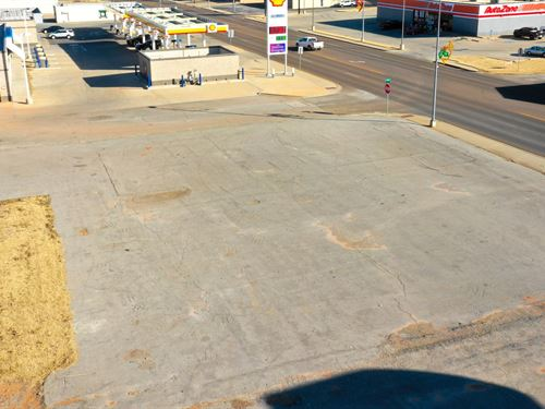 Commercial Space Available Route 66 : Elk City : Beckham County : Oklahoma