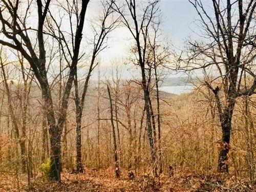 1.18 Acre Lot Winter Views Of Ta : Ridgedale : Taney County : Missouri