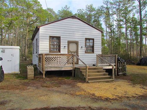 174 Acres of Hunting And Recreatio : Hallwood : Accomack County : Virginia
