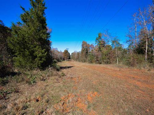 East Texas Recreational, Timber : Cushing : Nacogdoches County : Texas