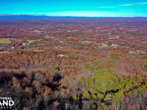 High Peak Mountain Estates : Morganton : Burke County : North Carolina
