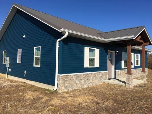 Coutry Home 6 ac Fulton CO Arkansas : Glencoe : Fulton County : Arkansas