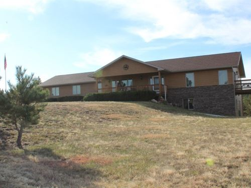 Sturgis SD Country Home & Hunting : Sturgis : Meade County : South Dakota