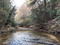 Recreation & Timber Property on th : Double Springs : Winston County : Alabama