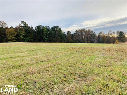 Wilson's Mills Farm : Smithfield : Johnston County : North Carolina