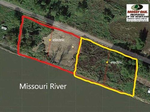 2 Missouri River Parcels : Oregon : Holt County : Missouri