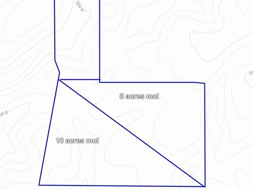 Dixie Wooded Homesite : Hattiesburg : Forrest County : Mississippi