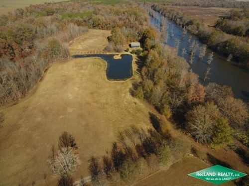 49 Ac, Fishing, Hunting, Pasture : Mer Rouge : Morehouse Parish : Louisiana