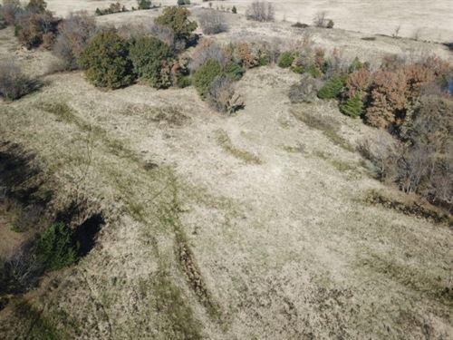 Oklahoma Home Site Wister Lake : Howe : Le Flore County : Oklahoma