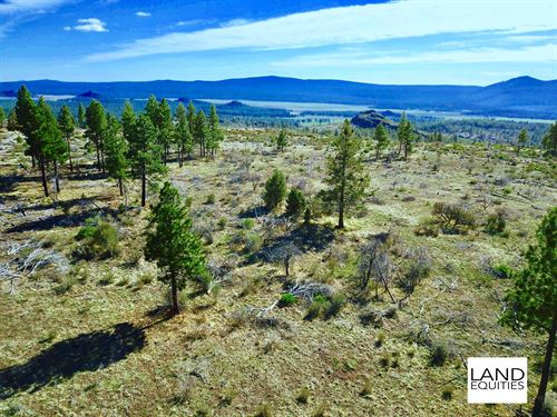 Secluded Near National Forest : Chiloquin : Klamath County : Oregon
