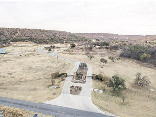 For Sale 1.295 Acres Gordon Texas : Gordon : Palo Pinto County : Texas