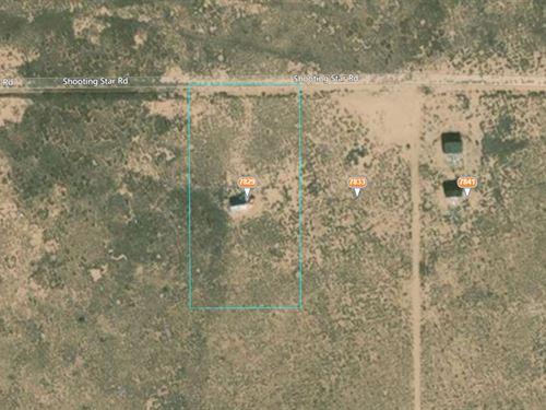 1.25 Acres With RV in Navajo, AZ : Holbrook : Navajo County : Arizona