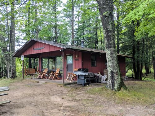 Little Manistee River 39 A, Cabin : Manistee : Michigan