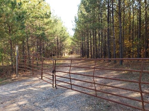 Round Oak, Shoal Creek Road : Round Oak : Jones County : Georgia