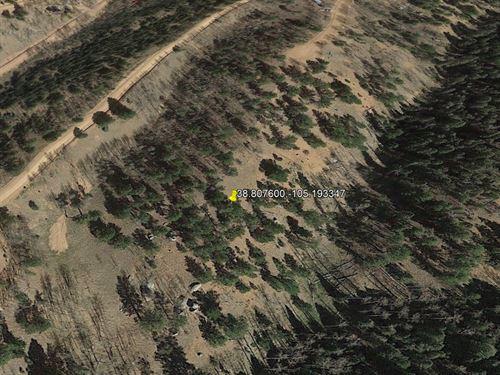 Amazing Mountain Views, No 289 : Cripple Creek : Teller County : Colorado
