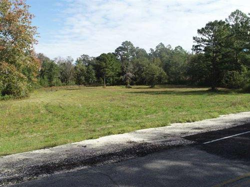 3.12 Acres Land For Sale in Kingsl : Kingsland : Camden County : Georgia