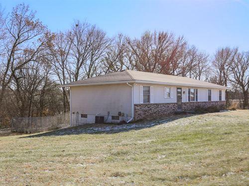 Country Home : Malvern : Mills County : Iowa