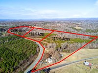 Land For Sale in Westfield NC : Mount Airy : Stokes County : North Carolina