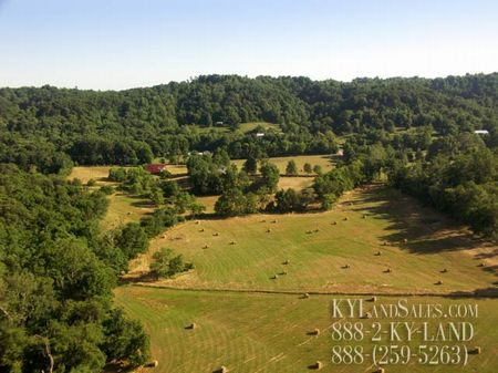4 Ac Farm Land On Land Contract : Danville : Boyle County : Kentucky