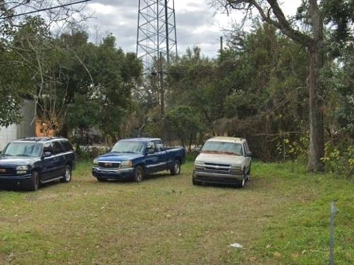 Commercial Infill Lot, Jacksonville : Jacksonville : Duval County : Florida