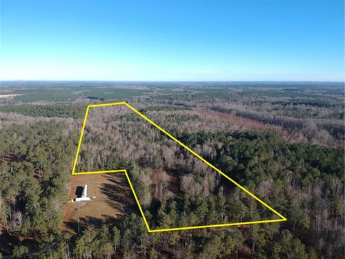 Affordable Hunting Land : Pine Mountain : Meriwether County : Georgia