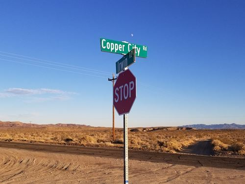Beautiful Parcel At Only $238/Month : Barstow : San Bernardino County : California