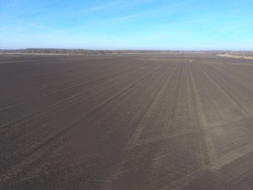 665 Acres Contiguous Row Crop : Chillicothe : Livingston County : Missouri