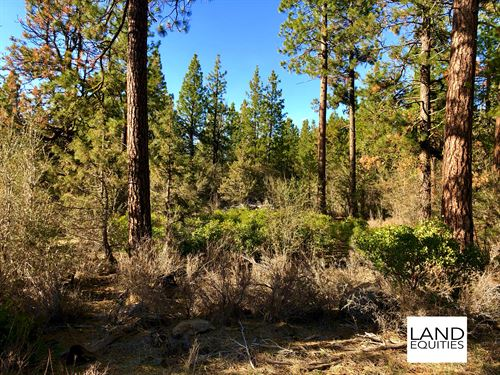 Adjacent Lot Available Also : Bonanza : Klamath County : Oregon