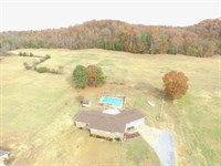 House & 34 Acres Near Jacksonville : Jacksonville : Calhoun County : Alabama