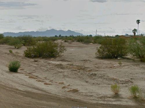Gorgeous Mountain Views : Eloy : Pinal County : Arizona