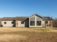 Residential Home on 50 Acres : Poplar Bluff : Butler County : Missouri