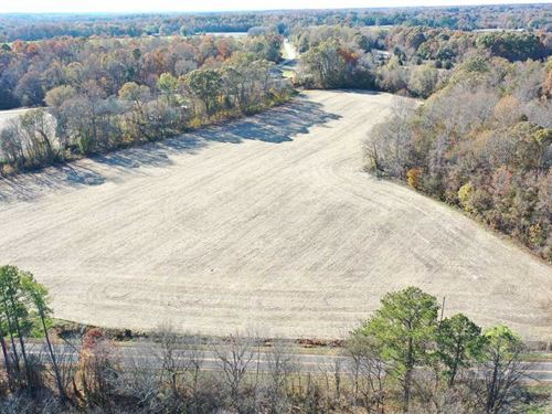 16.36 Acres in Woodleaf, Rowan : Woodleaf : Rowan County : North Carolina